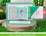 Snow Day Remix Petite Paper Pack, Lawn Fawn
