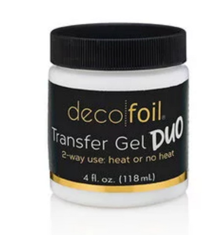 Deco Foil Transfer Gel Duo, Therm O Web