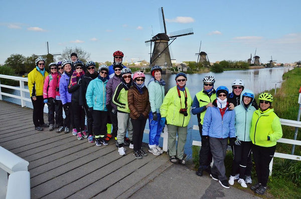 2017 Bike and Barge - Netherlands