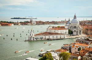 2020 Northern Italy to Venice: Land, Bike and Barge Tour