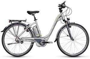 E-Bike Rental for Bike and Barge Italy
