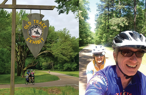 2020 Natchez Trace Bicycle Tour - Mississippi