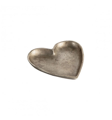 Carrigan Silver Heart Dish