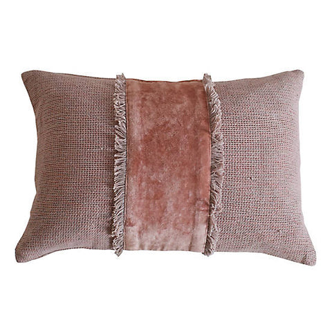 Ariel Dusky Blush Cushion
