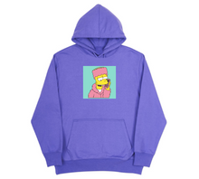 Load image into Gallery viewer, Trap Bart Simpson Hoodie