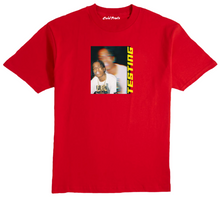 Load image into Gallery viewer, Asap Rocky Testing T-shirt