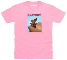 Load image into Gallery viewer, Playboy Butterfly T-shirt