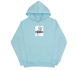 Casper The Fendi Ghost Hoodie