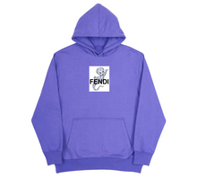 Load image into Gallery viewer, Casper The Fendi Ghost Hoodie
