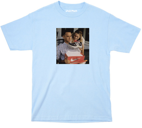 Forest Gump x Off White Presto T-shirt