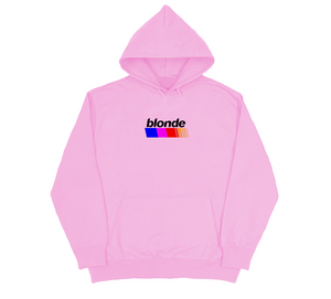 Frank Ocean Multi Colour Blonde Hoodie