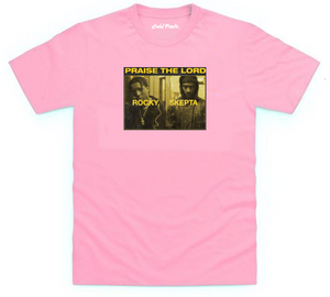 "Asap Rocky & Skepta ""Praise The Lord"" T-shirt"