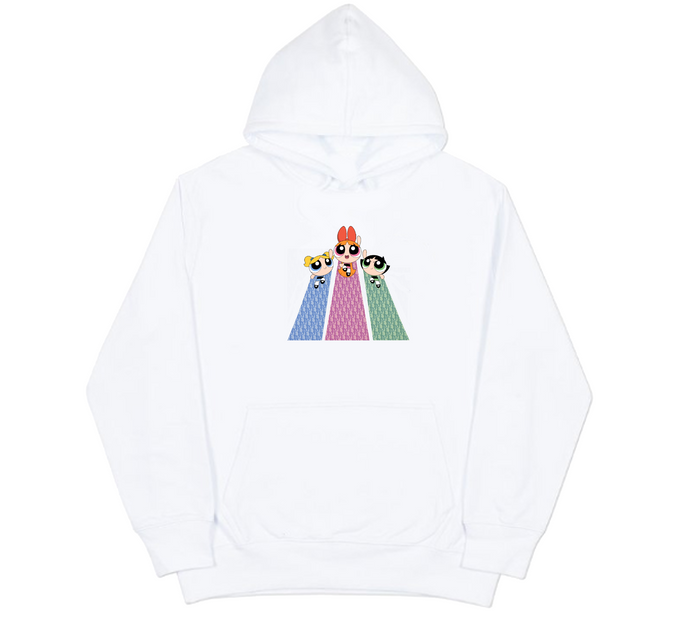 Power Puff Girls Hoodie