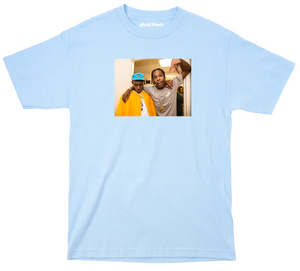Tyler The Creator & Asap Rocky T-shirt