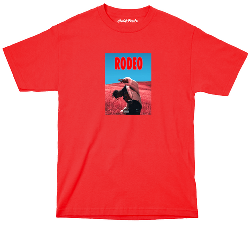 Travis Scott Rodeo T-shirt