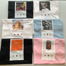 Load image into Gallery viewer, Create Your Own Track & Title T-shirt