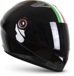 "ST-666 ""Imola Black"" Integral­helm"