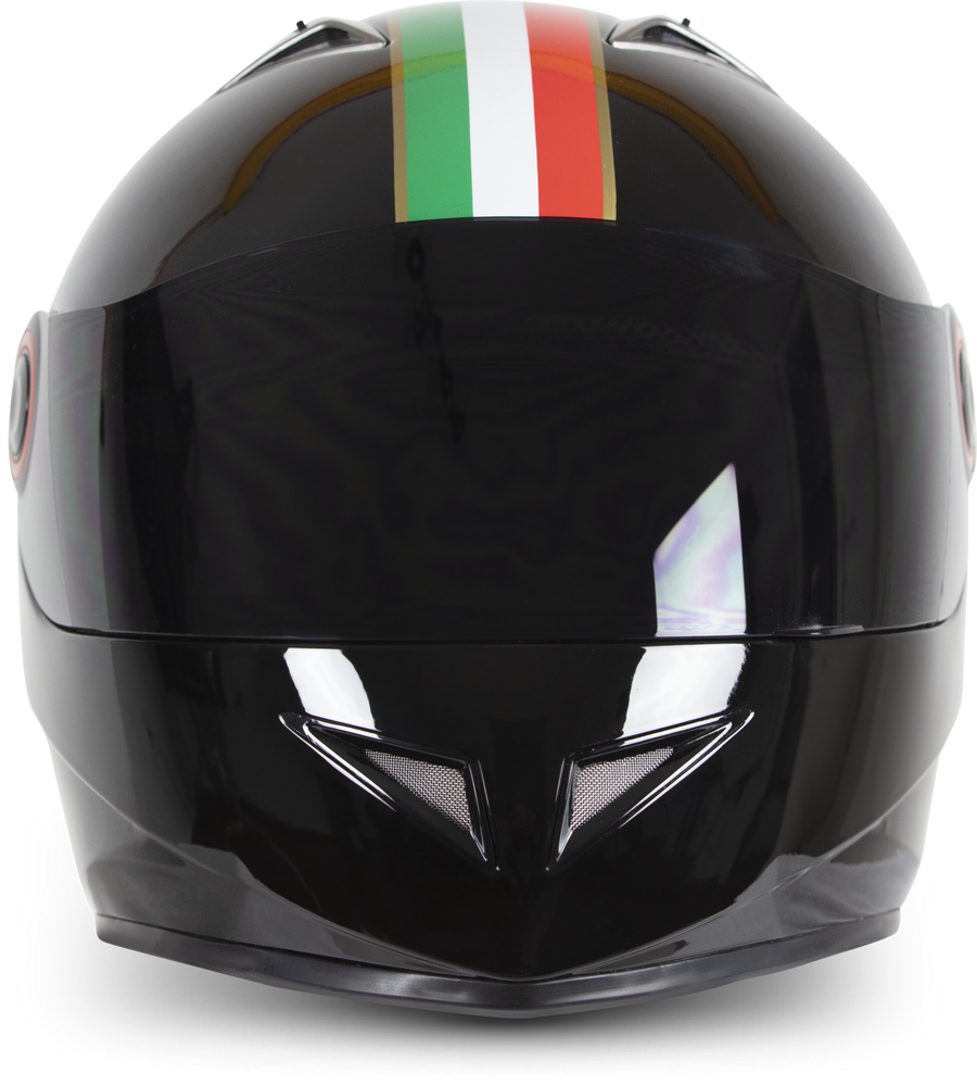 Front-view of ST-666 Imola Black