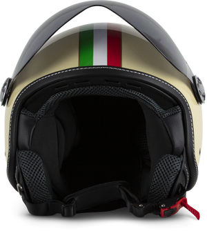 Front-view of AV-84 Italy Creme