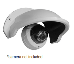 Hikvision DS-1250ZJ Rain Shade for Outdoor Dome Camera