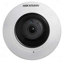 Hikvision DS-2CD2955FWD-IS 5MP Network Fisheye Camera Audio