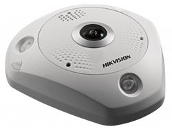 Hikvision DS-2CD63C2F-IV 12MP Fisheye 360° Network Camera