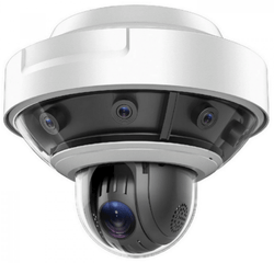 Hikvision DS-2DP1636Z-D PanoVu series 360°Panoramic+PTZ Camera