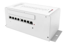DS-KAD606 Hikvision 8 Way PSU Video Audio Distributor