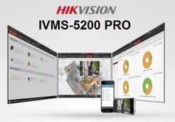 Hikvision IVMS-5200 Pro Single Video Surveillance Camera Licence