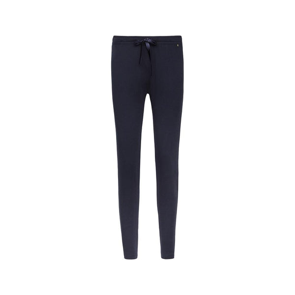 Pyjama trousers long - Solids Navy