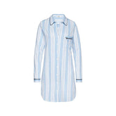 Nightdress long sleeve - Mixed Stripe