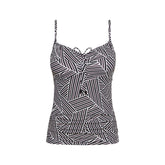 ART DECO - Tankini top wired