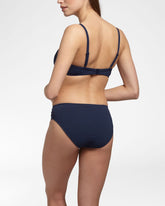 ISLAND NAVY - Bikini top wired