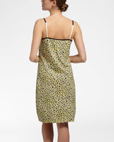 LEOPARD - Nightdress with straps
