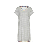 SHARP LOOK - Nightdress with short sleeves