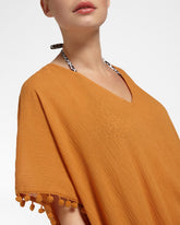 SUNSET OCHRE - Tunic