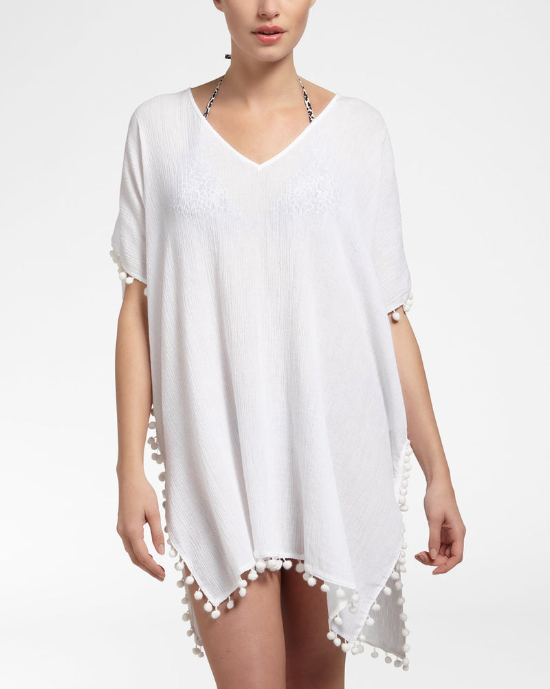 SUNSET WHITE - Tunic