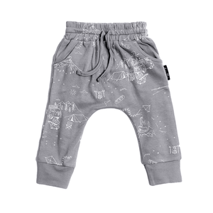 Adventure Sloth Harem Pants