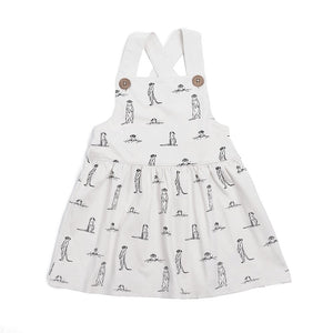 Meerkat Cross Back Dress