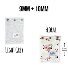 Load image into Gallery viewer, 2 Pack Variety Bundle - Snap & Extend Baby Bodysuit Extender