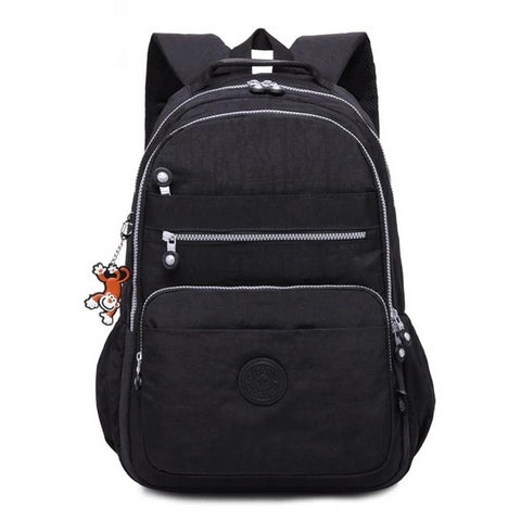 17dac69f6a3a Laptop Backpack Women Travel Bags 2019 Multifunction Rucksack Waterproof  Nylon School Backpacks For Teenagers