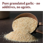 Garlic Granulated US Grown