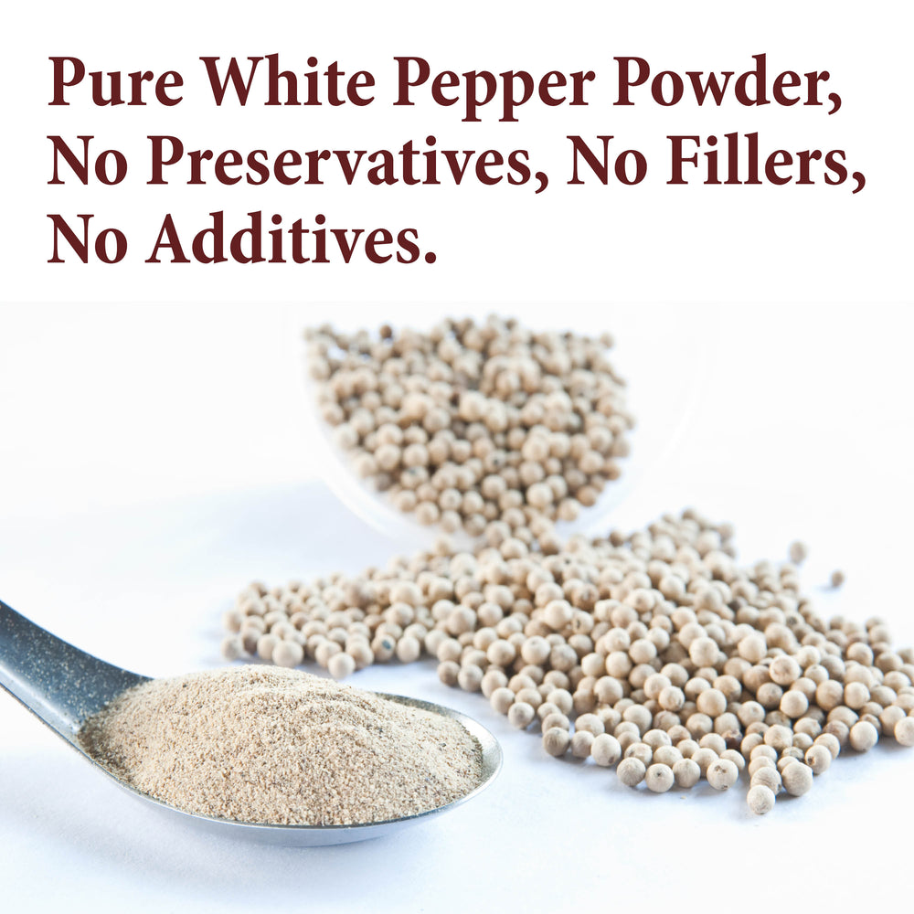 White Pepper Ground