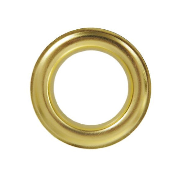 Curtain Grommets / Eyelets - 100Pack (25mm-40mm)
