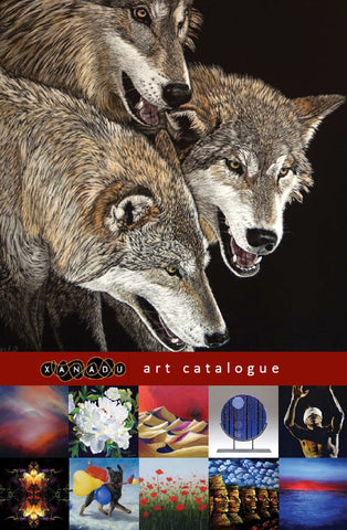 Xanadu Gallerys Art Catalogue September-October 2019
