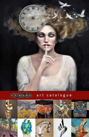 Xanadu Gallery's Art Catalogue November-December 2019