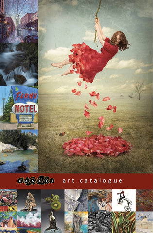 Xanadu Gallery's Art Catalogue January-February 2021