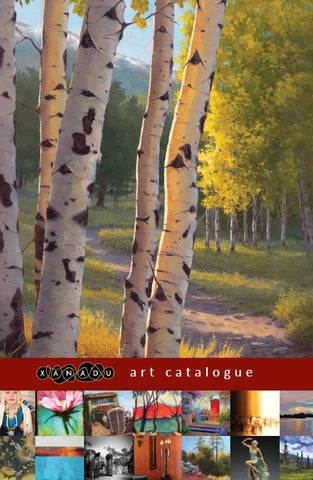 Xanadu Gallery's Art Catalogue September-October 2020
