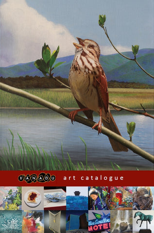 Xanadu Gallery's Art Catalogue July-August 2020