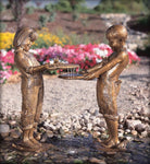 Nature's Friends Set - Bronze Sculpture by artist Gary Lee Price